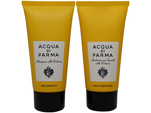 Acqua Di Parma Shampoo (Acqua Di Parma Colonia Hair Shampoo & Conditioner lot of 2 (1 of each) 2.5oz Bottles.)