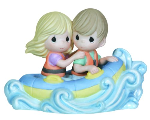 Precious Moments Life is an Adventure with You Figurine