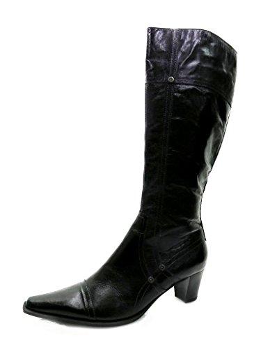 Lamica Damenstiefel Damenschuhe Stiefel Leder