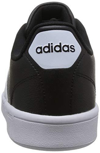 Cloudfoam Herren Advantage Ftwbla negbás Sneaker 000 Schwarz Adidas T5AdqxA