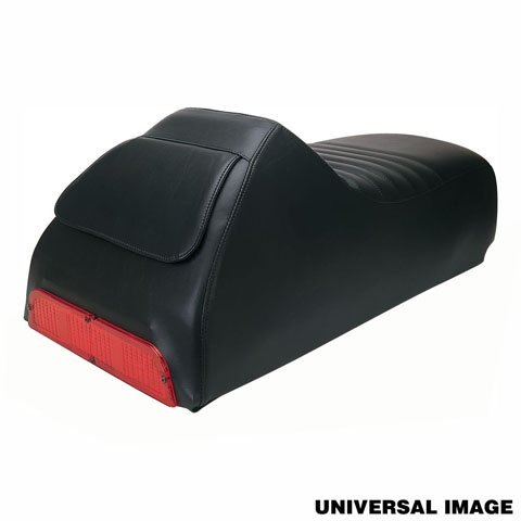 (Saddlemen Saddle Skins Vinyl Snowmobile Seat Cover AW256)