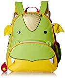 Skip Hop Toddler Backpack, 12' Dragon School Bag, Multi, 0.4 Pounds