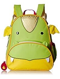 """Skip Hop mochila para niños, 12 bolsas de escuela de dinosaurios, Multi, Dragon, 12"""" Dragon School Bag"""
