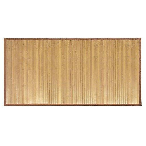 (Natural Bamboo Island Mat (Large - 24