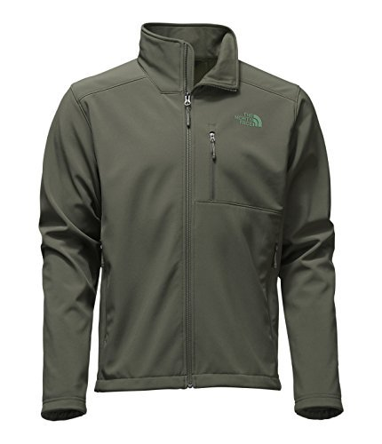 The North Face Apex Bionic 2 Jacket for Men (Large, Climbing Ivy Green/Climbing Ivy Green)