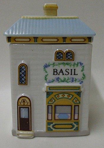 New Basil Spice Jar -