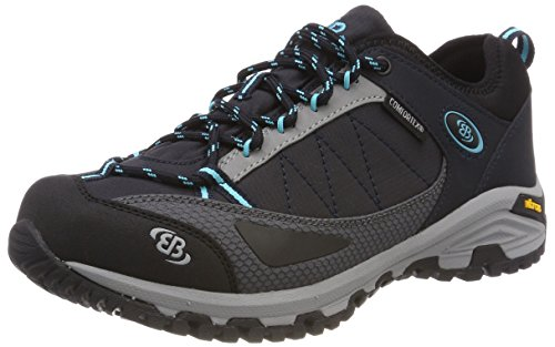 Castor Marine Rise Shoes Hiking Blue Low Türkis Women's Türkis Marine Bruetting RP6qZZ