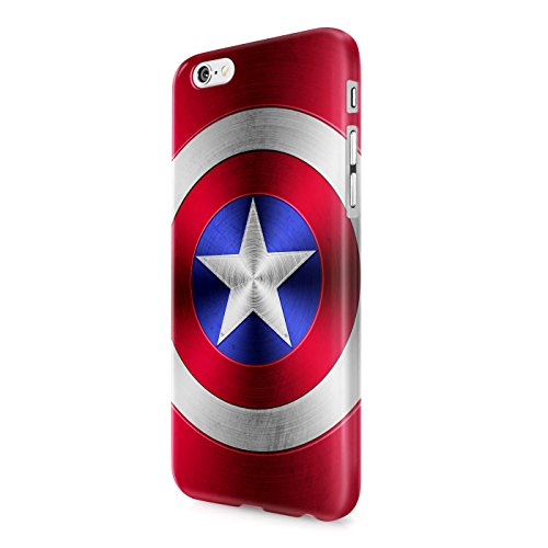 Shield Of Captain America The Avengers Superhero Hard Snap-On Protective Case Cover For Iphone 6 PLUS / Iphone 6S PLUS