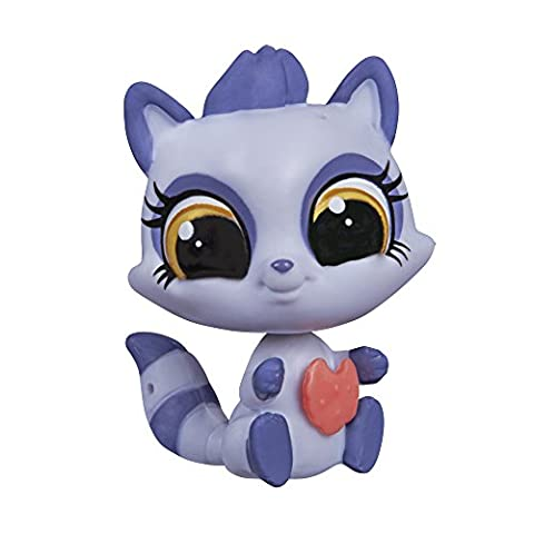 Littlest Pet Shop Get The Pets Single Pack Mackie McMask Doll - Littlest Angel Doll