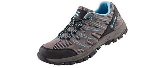 7 Womens Women's Shoes Walking Sierra II HiGear UK 1BHUTT