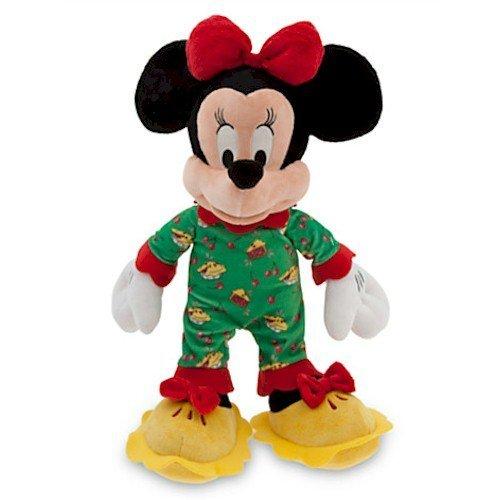 Disney Minnie Mouse Plush - Holiday Pajamas - 16'' ()