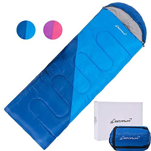 Clostnature Sleeping Bag - Lightweight Waterproof Camping Sleeping Bag...