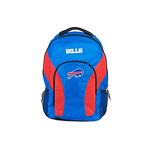 - Officially Licensed NFL Buffalo Bills Draftday Backpack