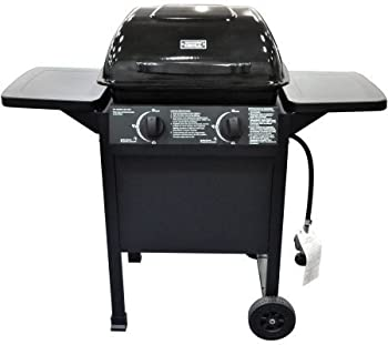 Backyard 2-Burner Cart Gas Grill