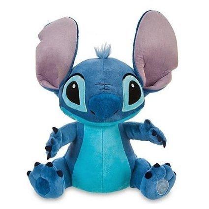 Disney Stitch Plush - (Earth Stitch)