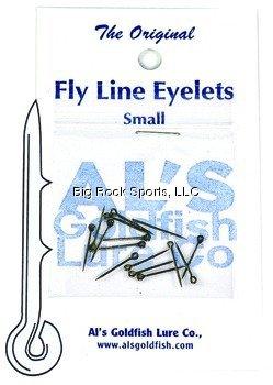 Leader Fly Line Knot - Als Goldfish FL24-1 Fly Eyelet