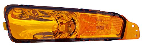For 2005 2006 2007 2008 2009 Ford Mustang/Shelby Gt500 Front Parking Signal Light lamp Assembly Passenger Right Side Replacement FO2521180