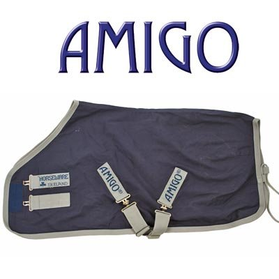 AMIGO Stable Sheet 81 Navy/Silver