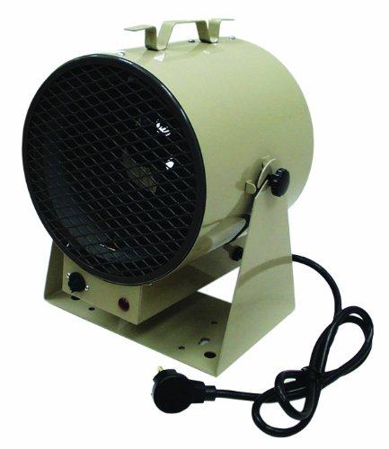 TPI Corporation HF685TC Fan Forced Portable Heater, 4800/3600W, (Electric Fan Forced Heater)