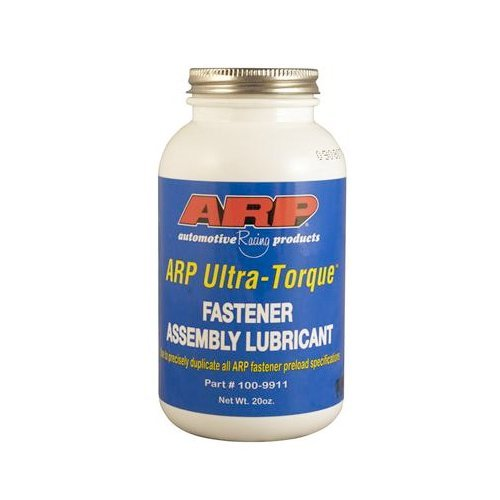 (ARP 100-9911 Ultra Torque Assembly Lubricant - 20 oz. Brush Top Container by)