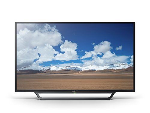 - Sony KDL32W600D 32-Inch HD Smart TV - Black
