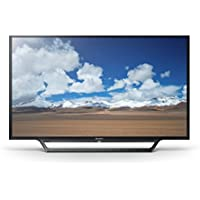 Sony KDL32W600D 32-Inch Built-In Wi-Fi HD Smart TV (2016 Model)
