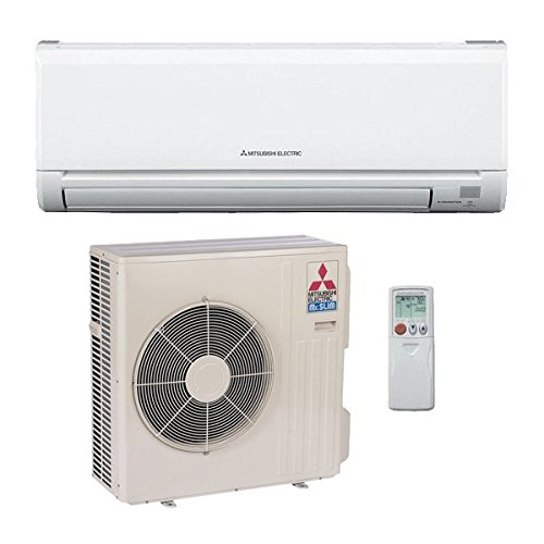 15 000 btu 18 seer mitsubishi single zone ductless mini for 20 000 btu window air conditioner