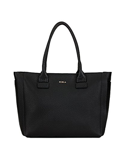Furla Women's Capriccio Medium Tote Onyx One Size
