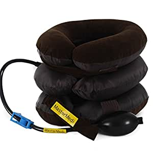Amazon Com Mastermedi Cervical Neck Traction Device