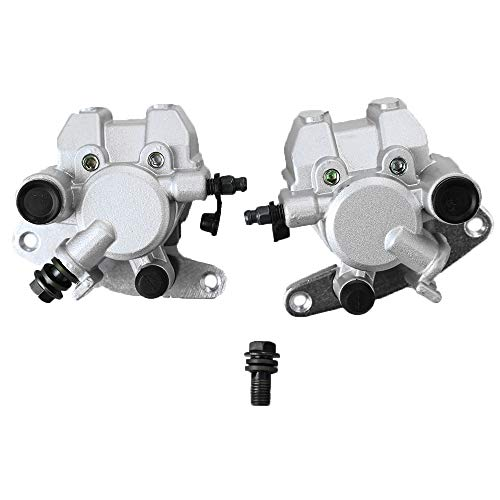FRONT BRAKE CALIPER SET FOR HONDA TRX 300EX TRX 250EX TRX 400EX LEFT & RIGHT