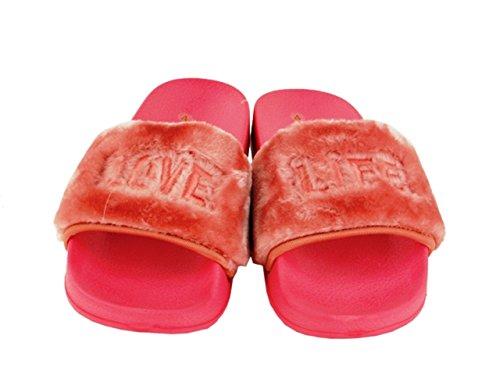 Reveal - Love Your Look - Zapatillas de estar por casa de Material Sintético para mujer negro
