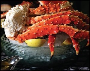 King Crab Legs X-JUMBO (10 POUNDS) ()