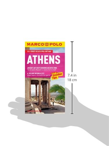 Athens Marco Polo Pocket Guide (Marco Polo Travel Guides) (Marco ...