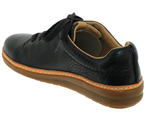 Clarks Amberlee Crest - Black Leather Black