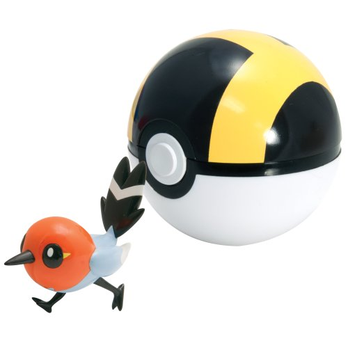 Pokemon Clip And Carry Poke Ball With Pikachu - 7