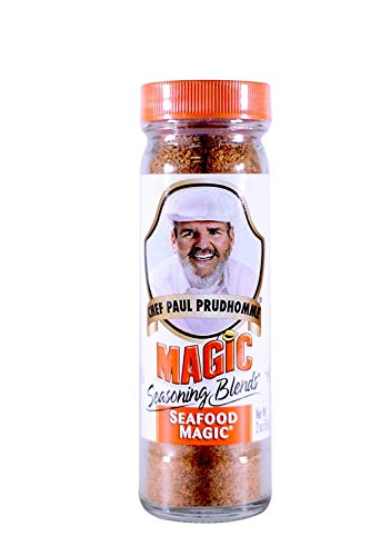 - Chef Paul Prudhomme's Magic Seasoning Blends Seafood Magic -- 2 oz