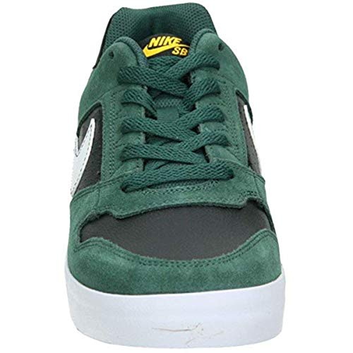 Multicolore Midnight Vulc Skateboard Green 300 Black White White Homme Chaussures NIKE Force Delta SB de xAqH8z