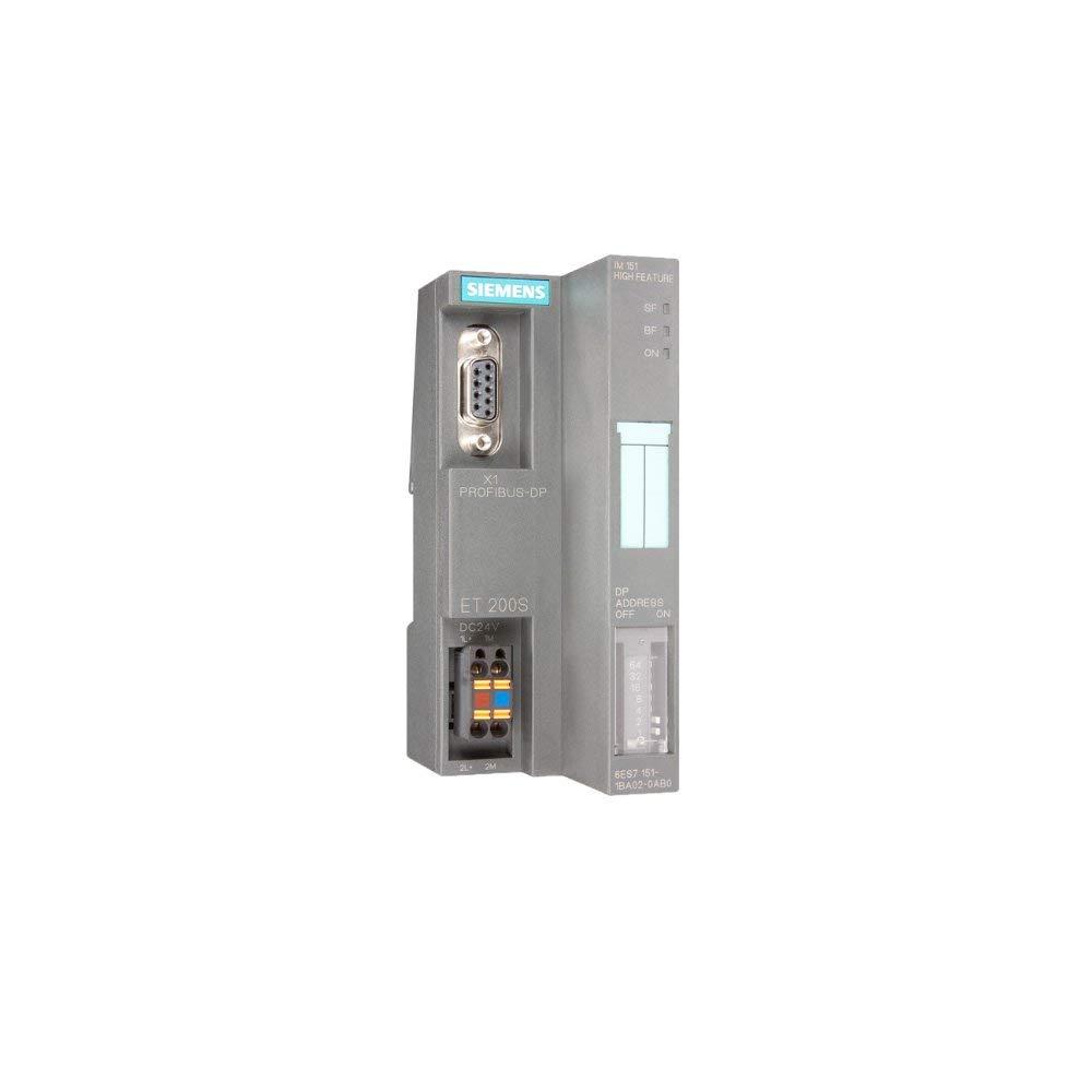 Siemens 6ES7151-1BA02-0AB0 IM151 High Feature