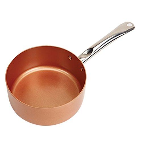 Copper Chef 9 Piece Round Set