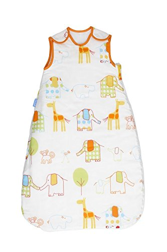 The Gro Company Hippo Hop & Spot (Twin Pack) 0-6m 1. 0 Tog