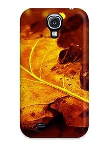 Perfect Fit WmiGUXm3672Wnble Leaf Case For Galaxy - S4