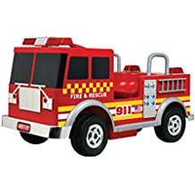 Kalee Fire Truck Battery Powered Riding Toy