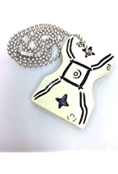 Padme Gift Japor Snippet Jappor Pendant Necklace Anakin Star Wars Chain Charm