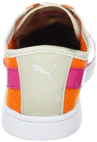 Zapato Puma Kai Mín perforado Orange Popsicle