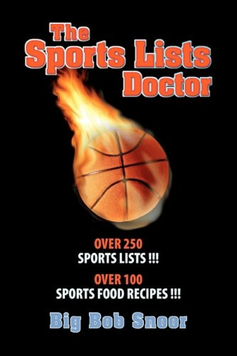 The Sports Lists Doctor pdf