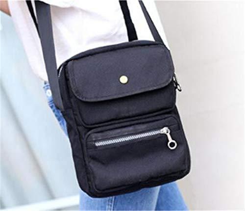 Shopping Black Bags Handbag Popoti Crossbody Tote Bag Womens