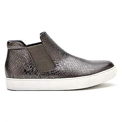 Matisse Women's Harlan Sneaker Silver Size: 6