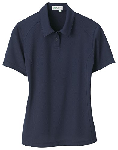 Il Migliore Recycled Polyester Performance Birdseye Polo (75053) -CLASSIC NAVY -2XL -