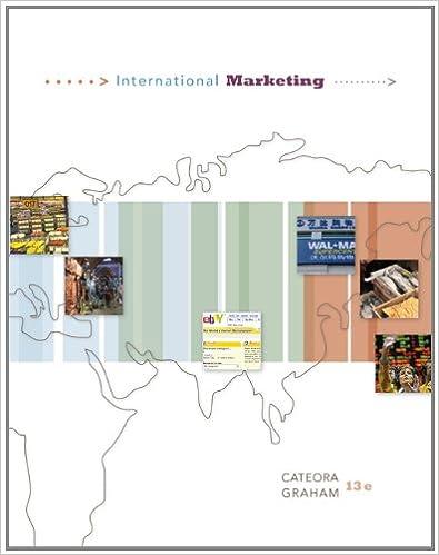 International Marketing (MCGRAW HILL/IRWIN SERIES IN MARKETING)