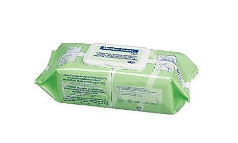 Hartmann mikrobac tissues 6 x 80 toallitas desinfectantes para la desinfección rápido.: Amazon.es: Salud y cuidado personal